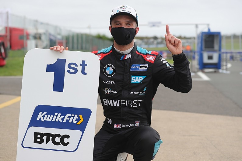 Extra BTCC ballast no concern as Turkington stays at West Surrey Racing BMW | BTCC News