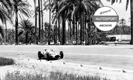 From the archive: The greatest Mercedes you've never heard of | F1 News