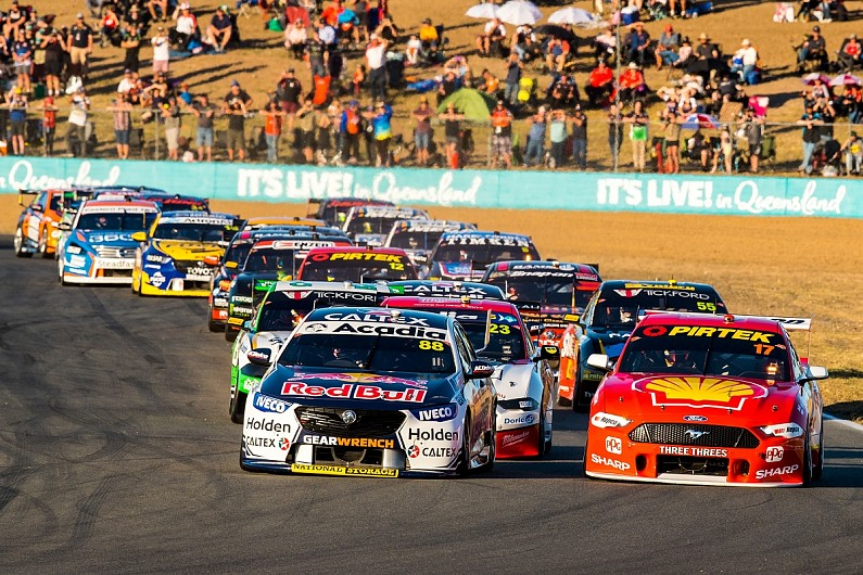 Supercars opens official pre-season tests to fans | Supercars News