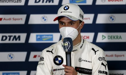 Auer and BMW part ways after one season as factory driver | DTM News