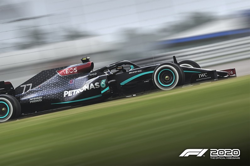 EA completes takeover of F1 video game developer Codemasters   F1 News