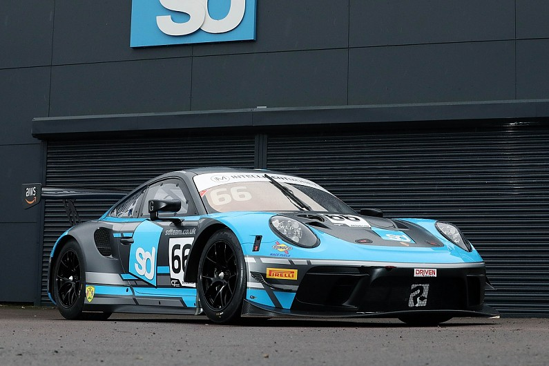 Team Parker Racing switches to Porsche in British GT | GT News