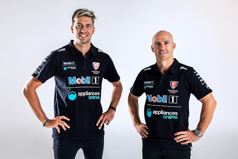 WAU confirms Holdsworth Supercars Bathurst 1000 deal | Supercars News