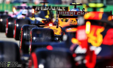 F1 to discuss dropping FIA-specified components from technical rules · RaceFans