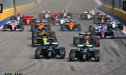 F1 teams have informal agreement to ensure all engines are competitive