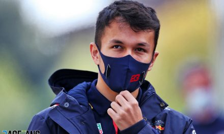 Albon on what went wrong in 2020 and his determination to return · RaceFans
