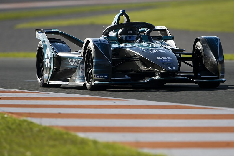 A1GP champion Carroll makes FE return as NIO 333 reserve | Formula E News