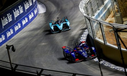 Frijns: Bird smart with energy management in Diriyah FE victory fight | Formula E News