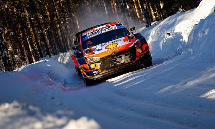 WRC Arctic Rally: Tanak extends lead with two morning stage wins | WRC News