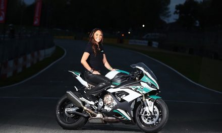 British Superbike Championship's only female team owner on women in racing   Thinking Forward News