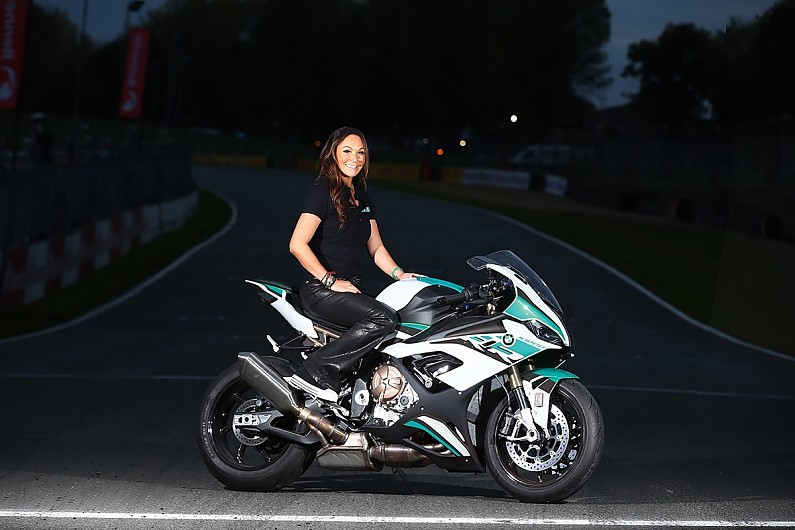 British Superbike Championship's only female team owner on women in racing | Thinking Forward News