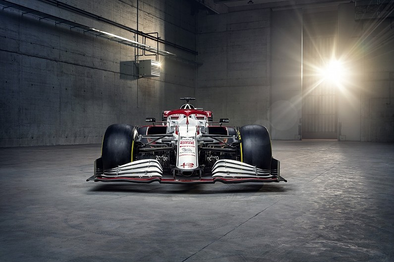 Alfa Romeo spends F1 development tokens on nose and front-end of C41 car   F1 News