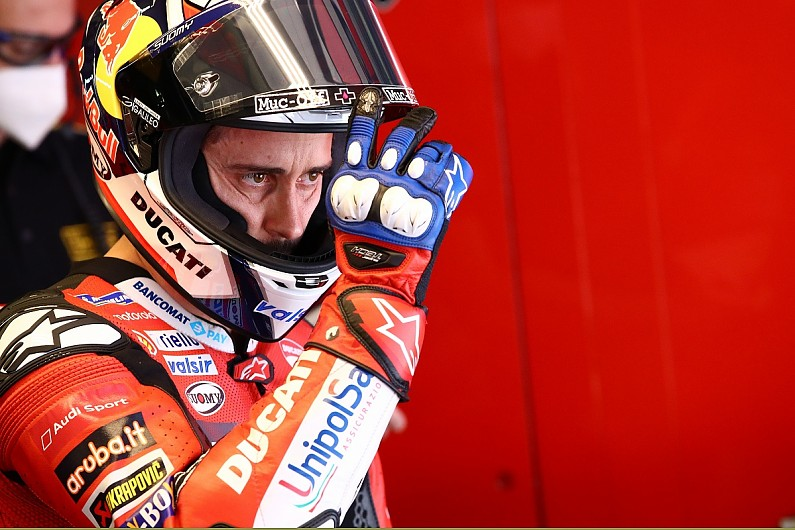 """Dovizioso won't return """"at all costs"""" to MotoGP in 2021 