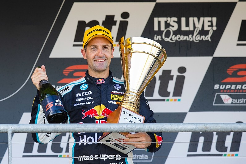 Triple Eight 'has a plan' to replace Supercars record breaker Whincup | Supercars News