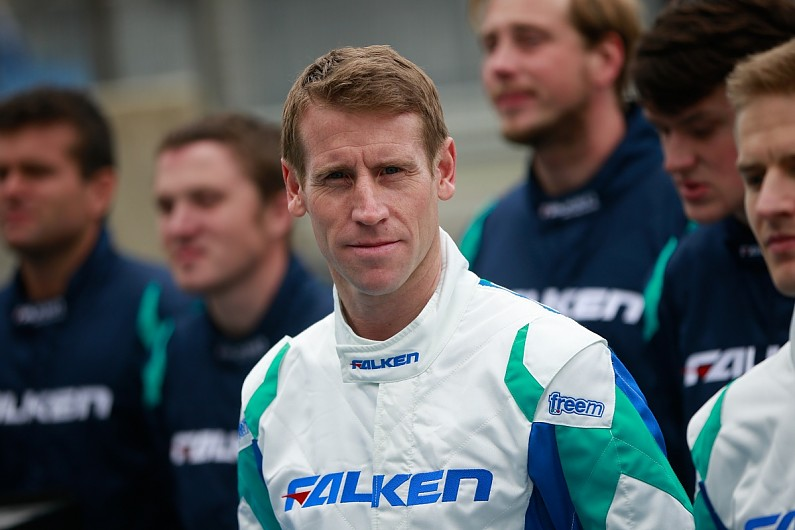 Dumbreck steps down from Falken Nurburgring 24 roster after 14 years   GT News