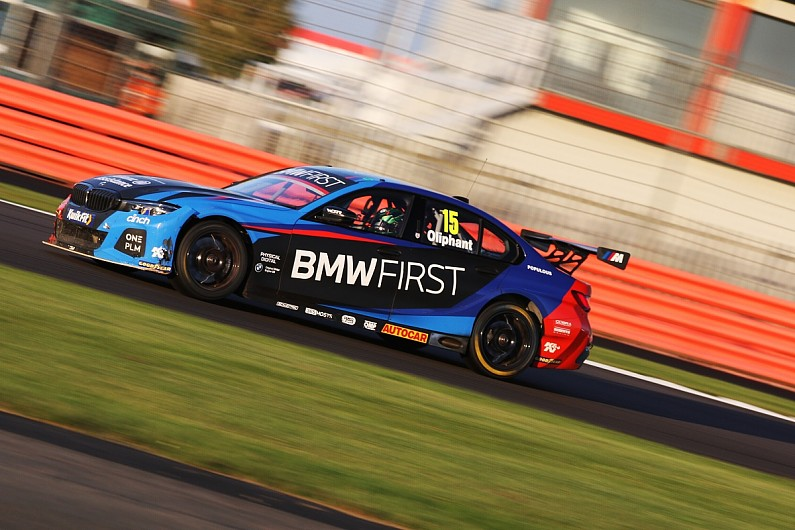 Tom Oliphant remains with West Surrey Racing BMW in BTCC for 2021 | BTCC News