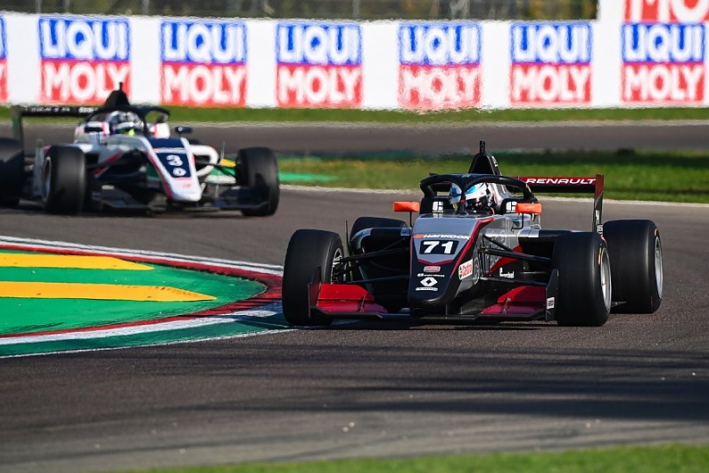 Campos Racing reveals first 2021 FIA F3 recruit | F3 News
