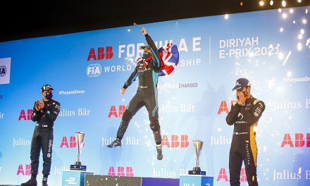 Diriyah FE II: Bird beats Frijns to secure victory in red-flagged race | Formula E News