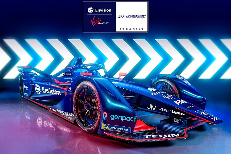 Envision Virgin to co-develop FE-style electric two-seat car   Formula E News