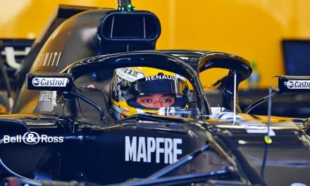 """Alpine: Zhou represents China's only F1 hope for """"next 15-20 years"""" 