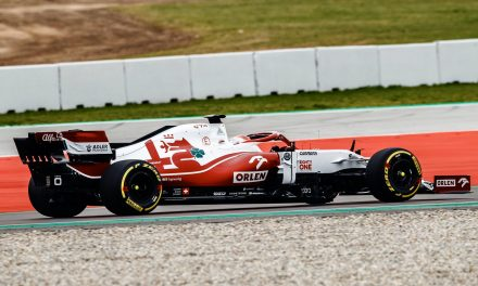 New Alfa Romeo C41 makes its debut on track · RaceFans