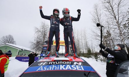 "Tanak ""pushing"" Hyundai for improvements in Arctic Rally win 