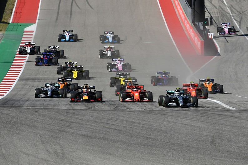 What are Formula 1's options for a second US race?   F1 News