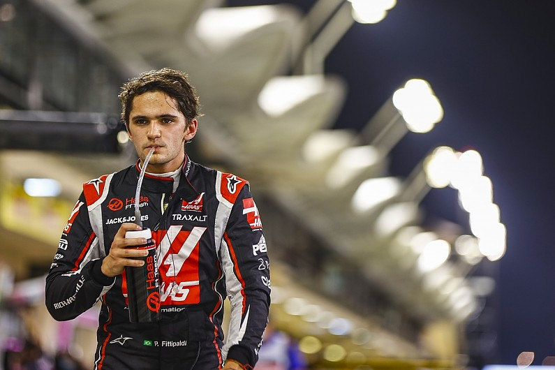 Pietro Fittipaldi remains Haas F1 test and reserve driver   F1 News