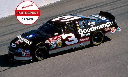From the archive: Dale Earnhardt Sr looks ahead to 2001 | NASCAR News