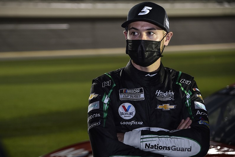 Larson exceeded expectations during NASCAR suspension – Hendrick | NASCAR News