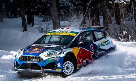Fourmaux to graduate to top WRC division in Croatia with M-Sport and Red Bull | WRC News