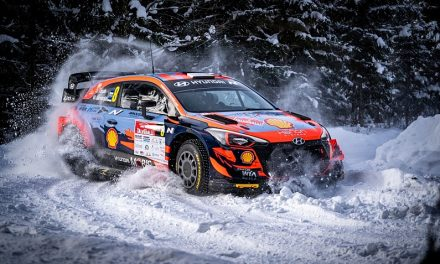 Tanak leads Hyundai 1-2 in warmup event for Arctic Rally Finland | WRC News