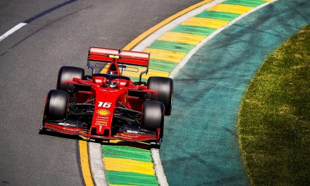 F1 simulations and driver feedback prompted Australian GP track layout changes | F1 News