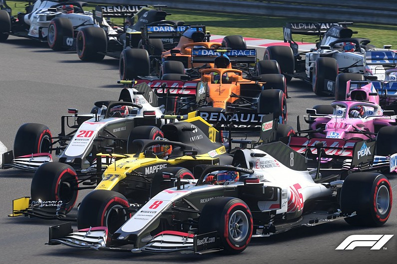 F1 game developer Codemasters approves $1.2bn EA takeover | Esports News