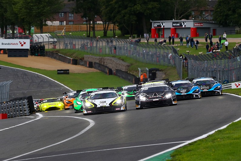 SRO extends deal to manage British GT championship until 2025 | National News