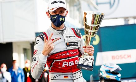 Rast won't defend DTM title in 2021 with full focus on Formula E | DTM News