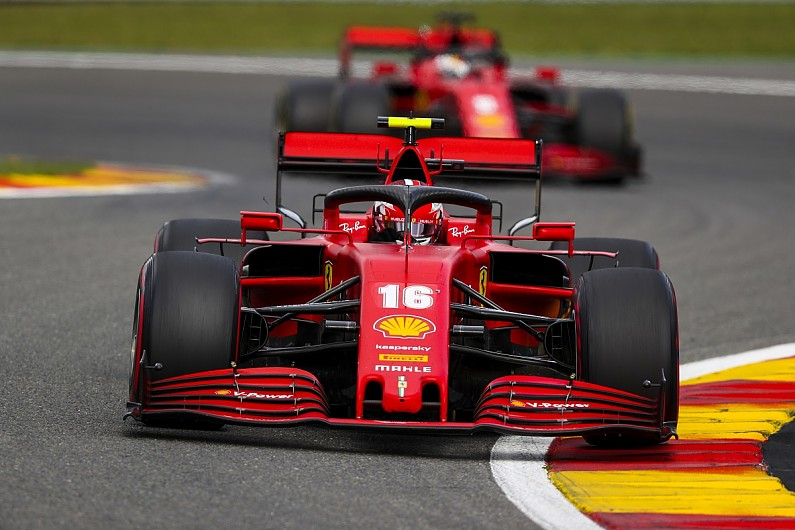 How Ferrari's season-long pain highlights the F1 2021 engine task | F1 News