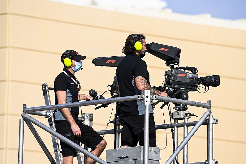 F1 reports slight drop in TV figures with fewer races on 2020 calendar | F1 News