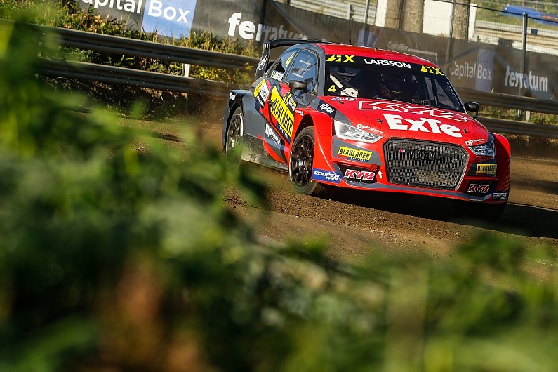 Christoffersson and Ekstrom teams join forces in WRX | World Rallycross News