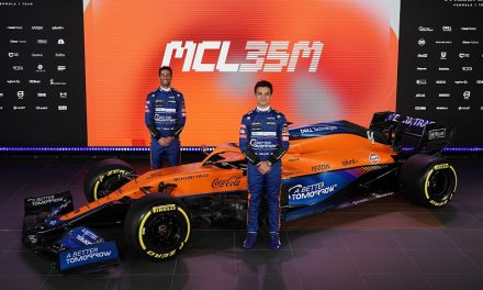 McLaren unveils MCL35M Formula 1 car ahead of 2021 season | F1 News