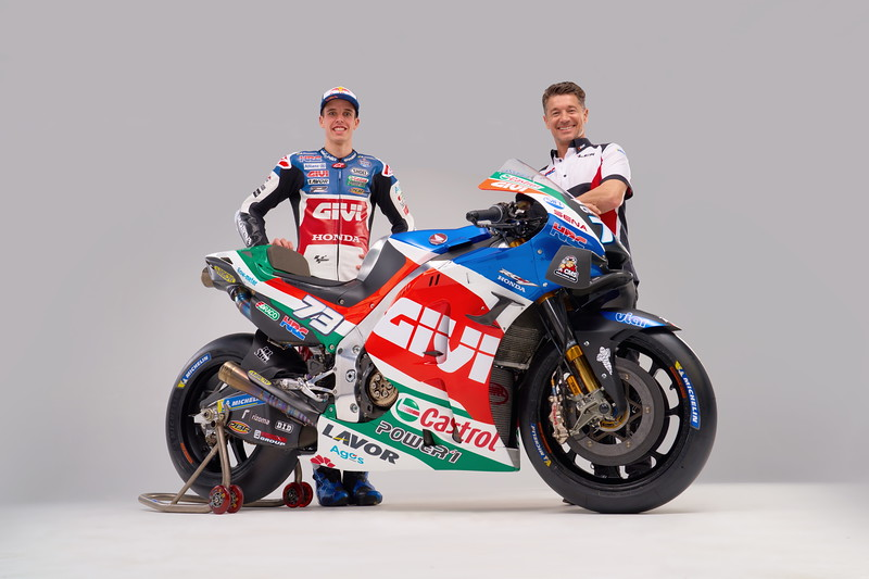 LCR Honda Castrol Team Launch: Alex Marquez Q&A On Qualifying, What He Wants From Honda, What He Needs To Work On   MotoMatters.com