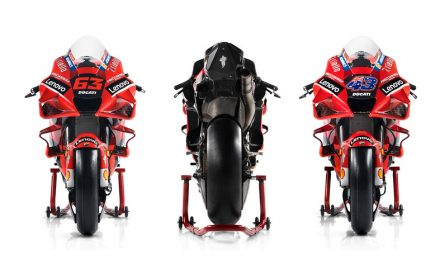 What We Learned From The Ducati 2021 MotoGP Launch | MotoMatters.com