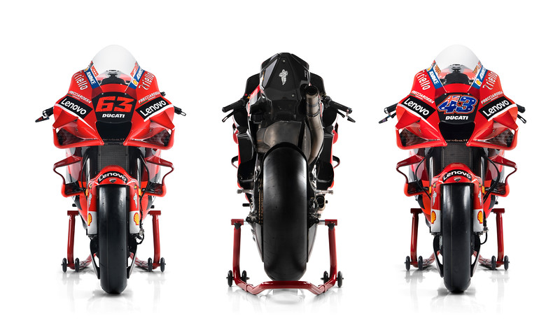 What We Learned From The Ducati 2021 MotoGP Launch   MotoMatters.com