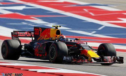 """Stripping Verstappen of 2017 US podium was """"one of the toughest decisions"""""""