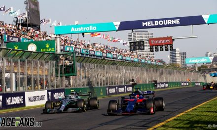 Track changes planned to improve racing in November's Australian GP · RaceFans