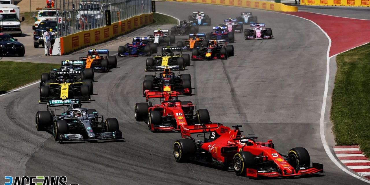 """McLaren confident sprint races will not """"artificially change the pecking order"""" · RaceFans"""