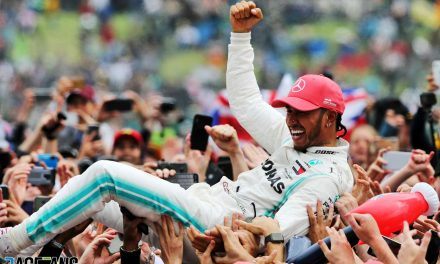 """Full crowd for British Grand Prix """"absolutely on the table"""" · RaceFans"""
