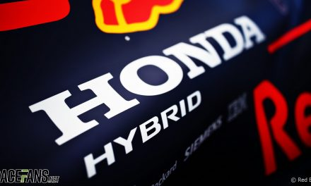 Red Bull's urgent push for an F1 engine freeze has hit a roadblock · RaceFans