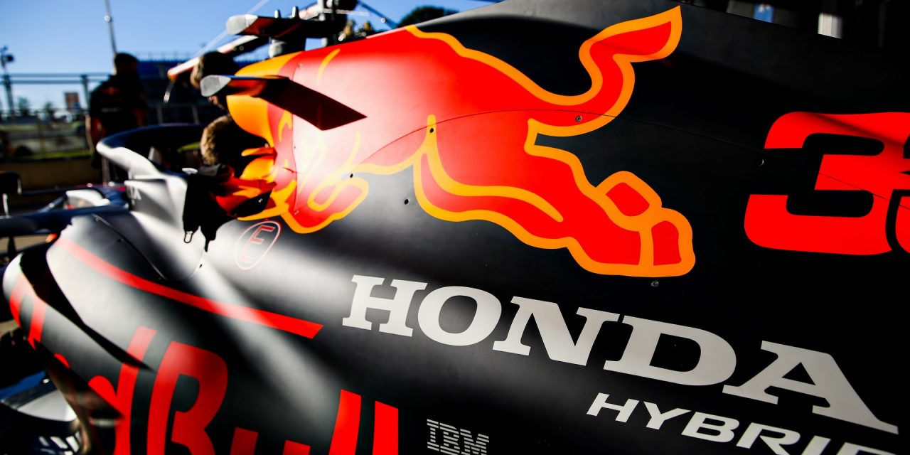 "Red Bull's ex-Honda power unit will be branded ""a Red Bull engine"""