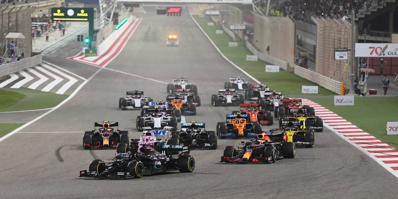 F1 may hold two races in Bahrain if Portuguese GP cannot go ahead · RaceFans